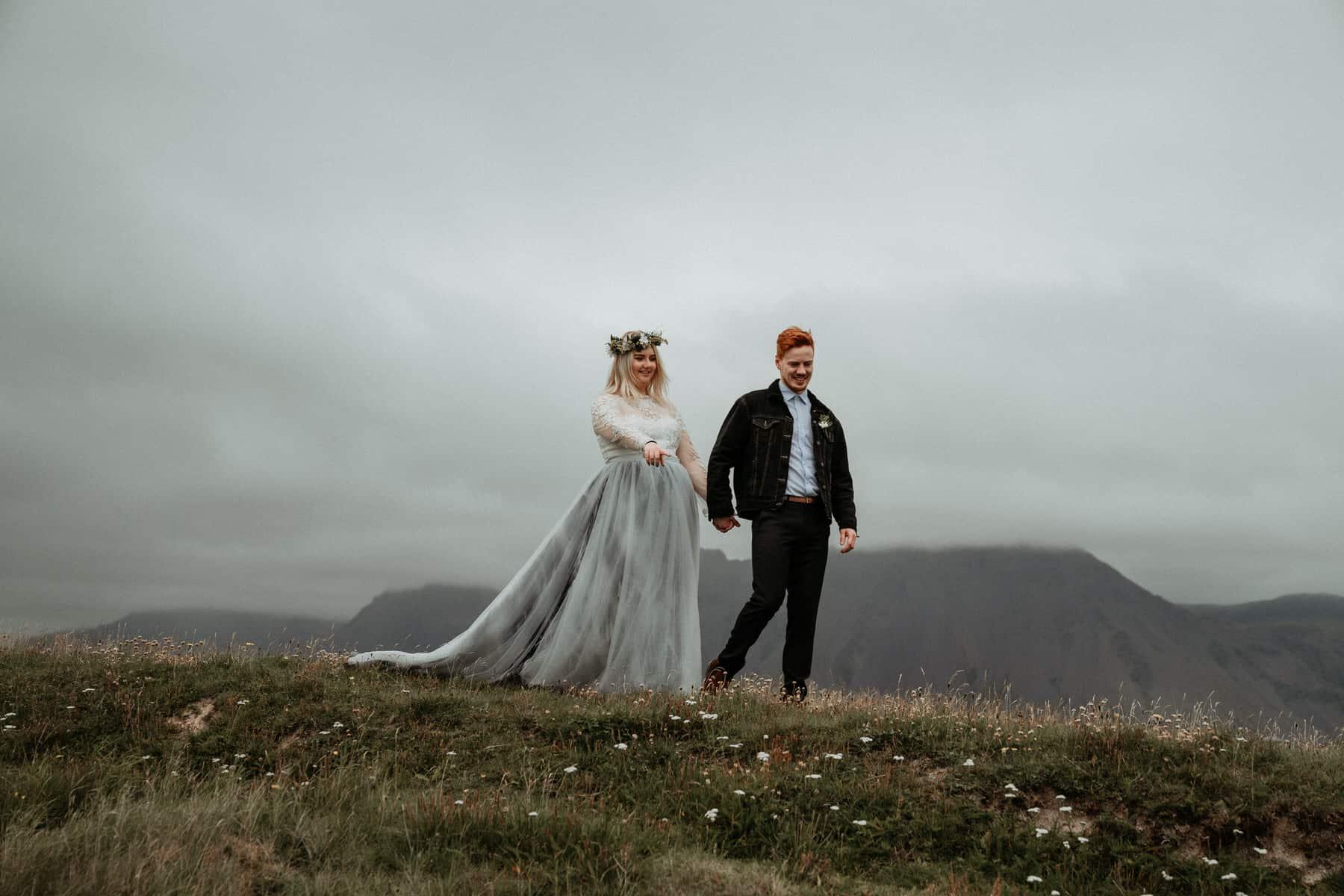 budir elopement in iceland