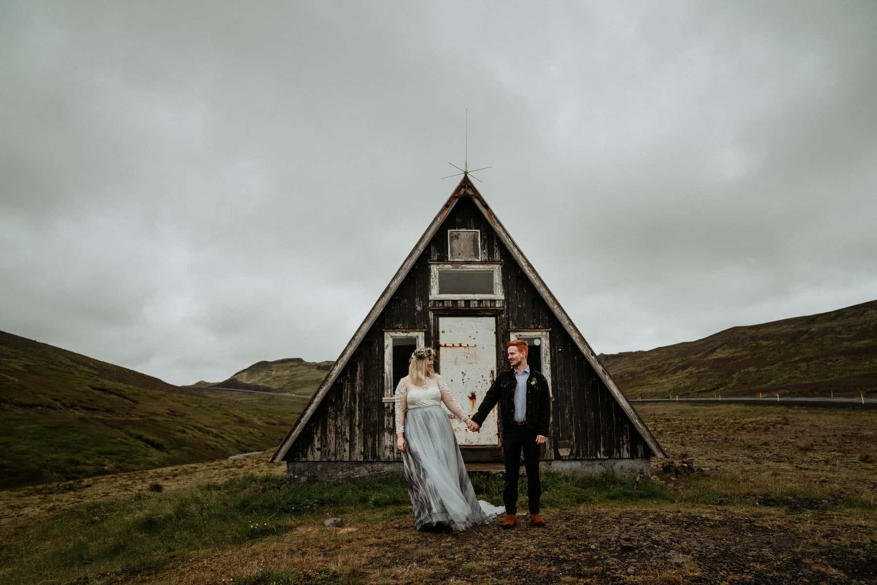 iceland snaefjellsnes elopement